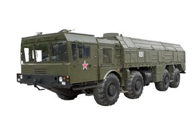 image Russian Iskander-M