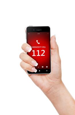 image emergency call 112
