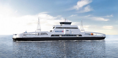 Go directly to Hel – on an electric ferry
