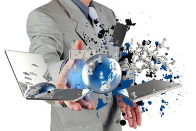 Modern technology image