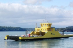 Finland to buy Europe's second electric hybrid ferry, made in Gdynia