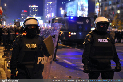 IBM Poland warns foreign employees to stay away on riot day