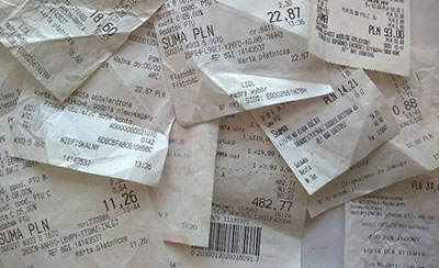 Polish government runs lottery to harvest shopping receipts