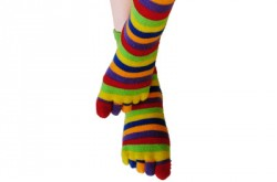 """Warsaw schoolgirl inventor releasing crowdfunded therapeutic """"LogicSocks"""""""