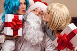 Santa Claus a major seasonal employer for the Polish