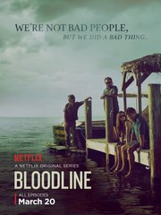 Bloodline promo cover