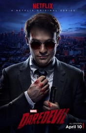 Marvel's Daredevil promo cover