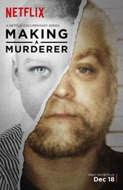 Making a Murderer promo cover