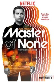 Master of None promo cover