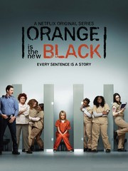 Orange is the New Black promo cover