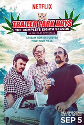 Trailer Park Boys promo cover