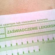 Polish E-sick leave draws criticism