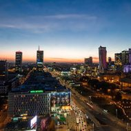 Latest study reveals Warsaw one of Europe's most expensive cities