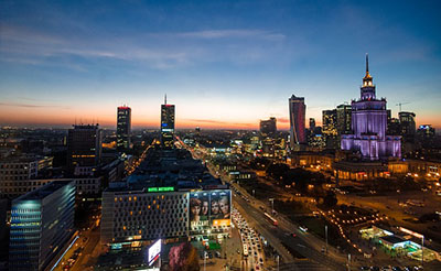 Is life in Warsaw really so expensive?