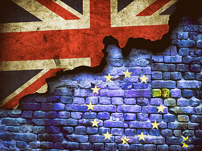 Brexit poses many problems for the EU