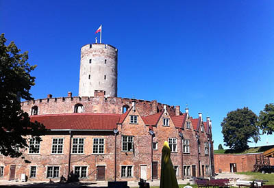 See the historical Wisłoujście Fortress and learn about its history