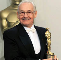 Wajda honoured with an Oscar