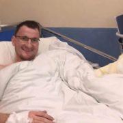 Polish surgeons perform a ground-breaking hand transplant