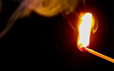 Polish man tops a year of abusing his girlfriend by setting her on fire