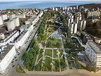 Gdynia's Central Park project