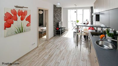 Price of Polish apartment rentals nudges up 4%